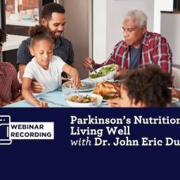 Nutrition and Parkinson's - Davis Phinney Foundation